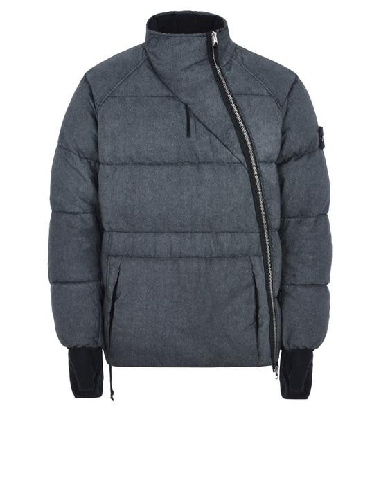 STONE ISLAND Down jacket 42133 LINO RESINATO DOWN-TC
