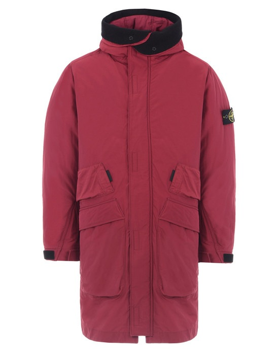 STONE ISLAND PRENDA DE ABRIGO LARGA 70326 MICRO REPS WITH PRIMALOFT® INSULATION TECHNOLOGY