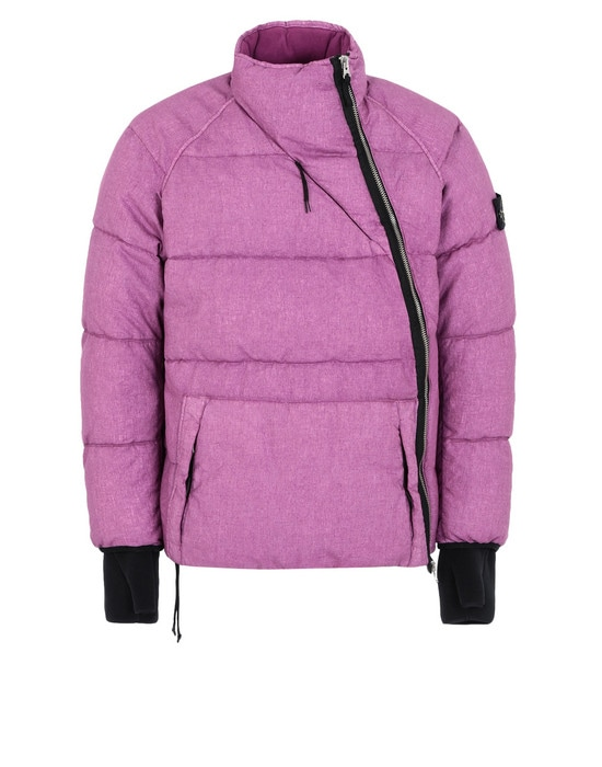 STONE ISLAND Down jacket 42133 LINO RESINATO DOWN-TC