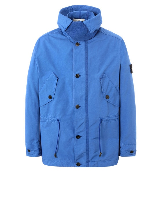 STONE ISLAND Mid-length jacket 44449 DAVID-TC