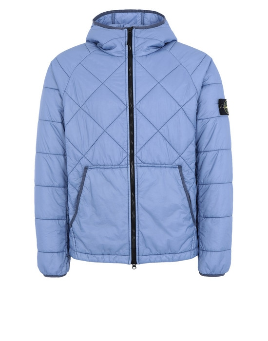 STONE ISLAND Jacket 40324 GARMENT DYED QUILTED MICRO YARN