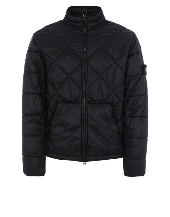 STONE ISLAND Jacket 40424 GARMENT DYED QUILTED MICRO YARN