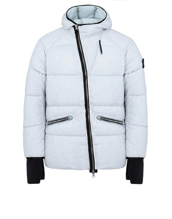 STONE ISLAND Down jacket 42233 LINO RESINATO DOWN-TC