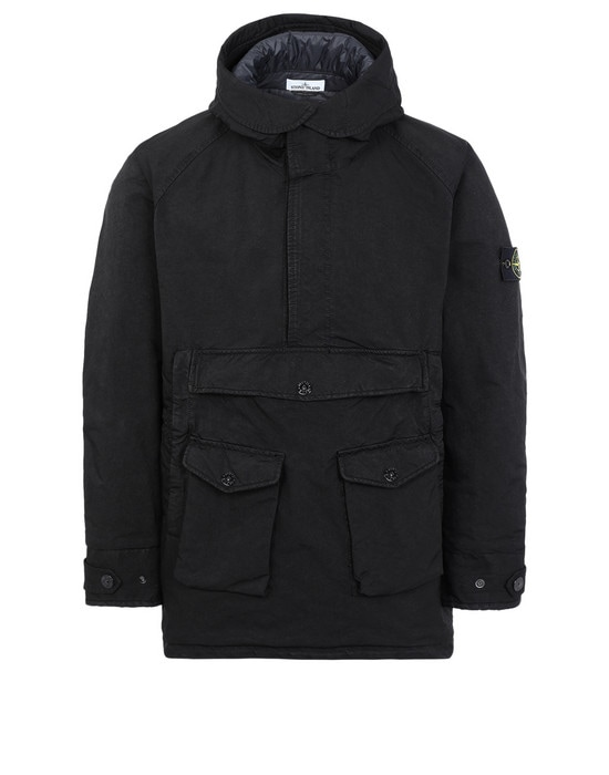 STONE ISLAND LANGER ANORAK 71349 DAVID-TC WITH PRIMALOFT® INSULATION TECHNOLOGY