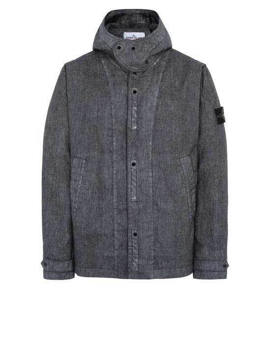 STONE ISLAND Jacket 44133 LINO RESINATO-TC