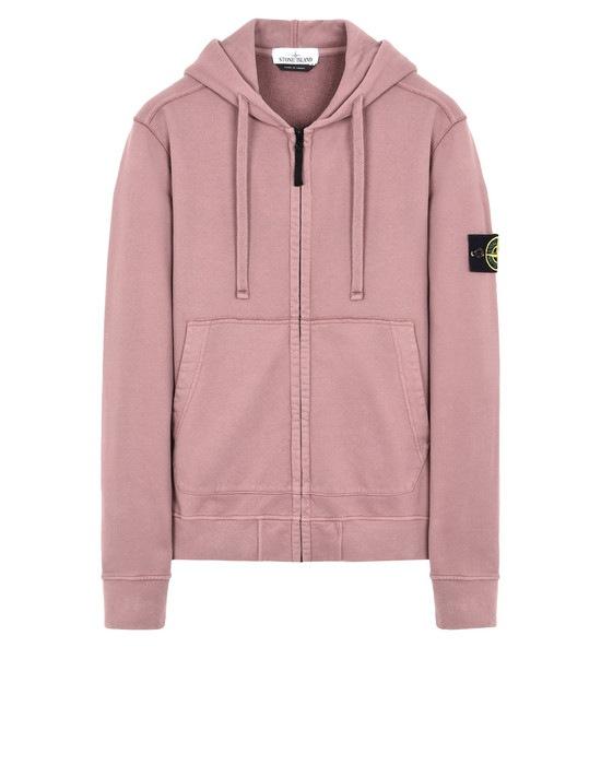 STONE ISLAND Sweatshirt mit Zipp 60220