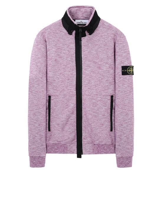 STONE ISLAND Sweatshirt mit Zipp 63237
