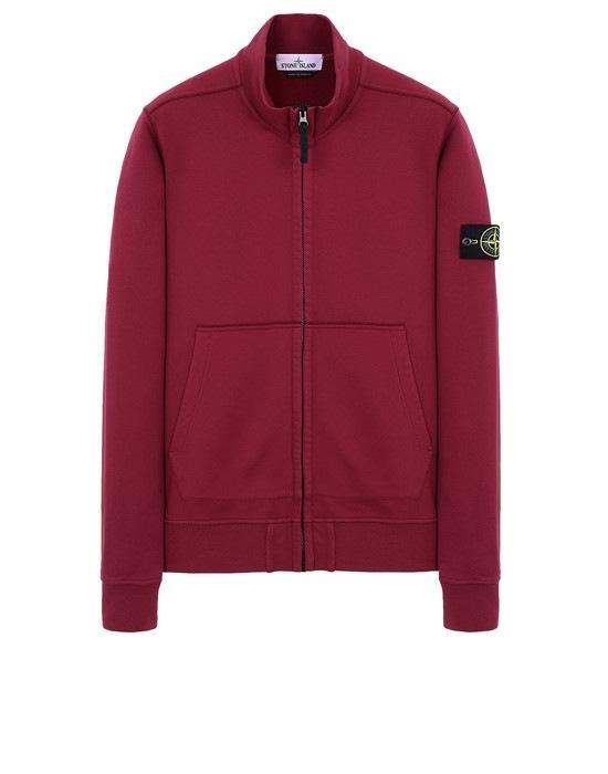 STONE ISLAND Sweatshirt mit Zipp 61620