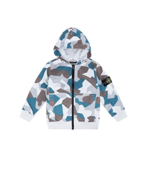 STONE ISLAND BABY Sweatshirt 62006 REVERSIBLE