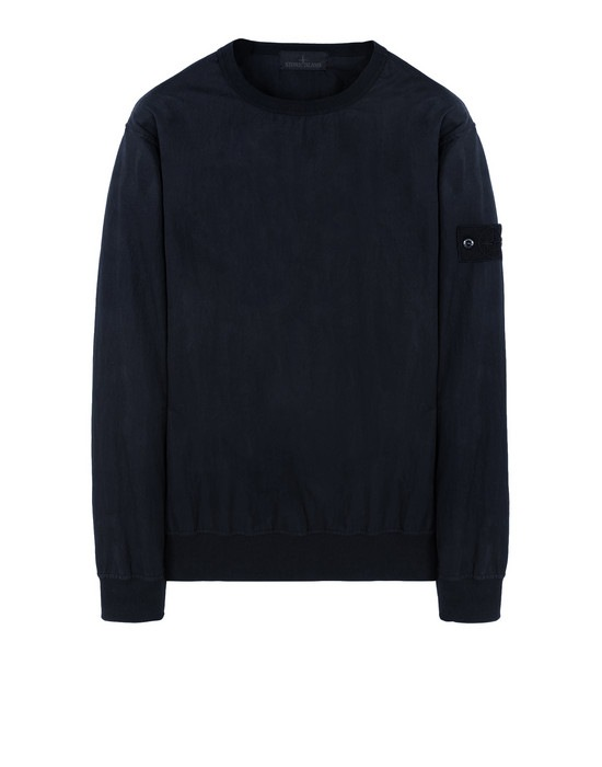 STONE ISLAND 스웻셔츠 659F2 GHOST PIECE_COTTON NYLON TELA