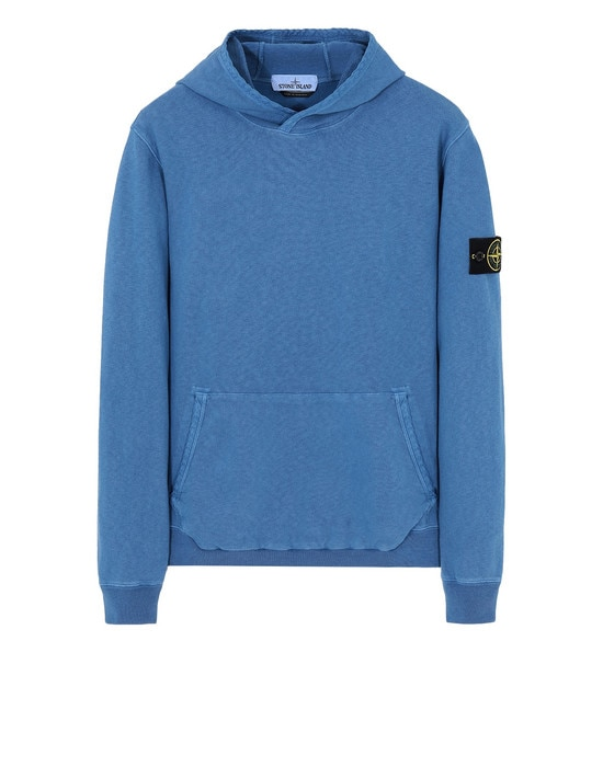 STONE ISLAND Sweatshirt 65660 'FISSATO' DYE TREATMENT