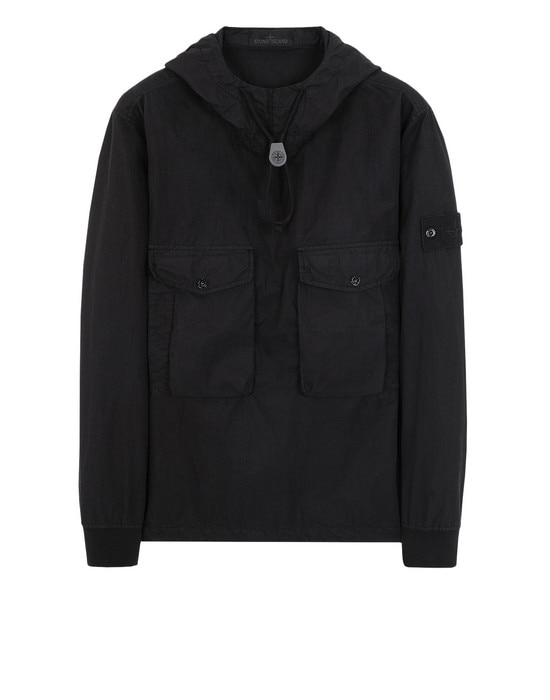 STONE ISLAND 卫衣 639F2 GHOST PIECE_COTTON NYLON TELA