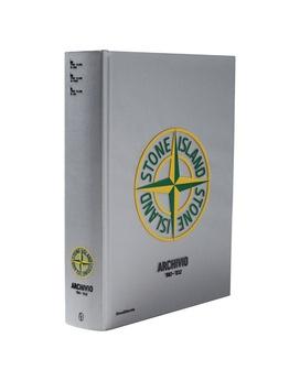 스톤 아일랜드 아르키비오 '982–'012 책 Stone Island ARCHIVIO '982–'012