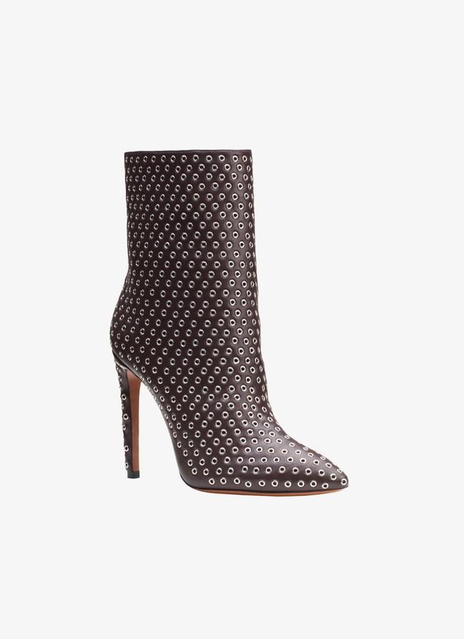 Stiletto boots - maison-alaia.com