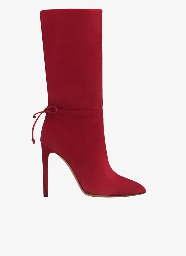 Mid-calf stiletto boots - maison-alaia.com