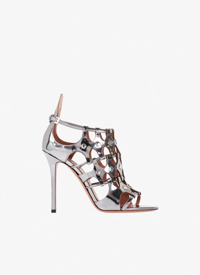 Stiletto sandal - maison-alaia.com