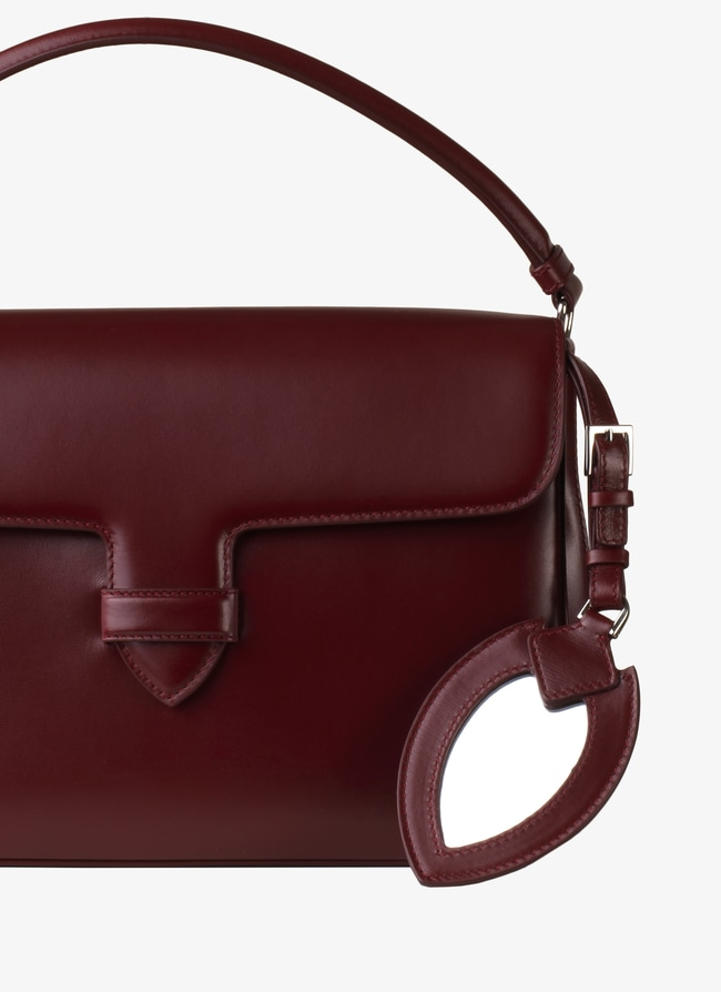 Bettina medium top-handle bag - maison-alaia.com