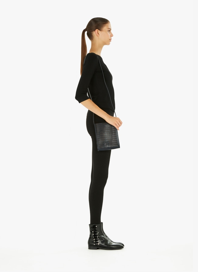 Hafida shoulder bag - maison-alaia.com