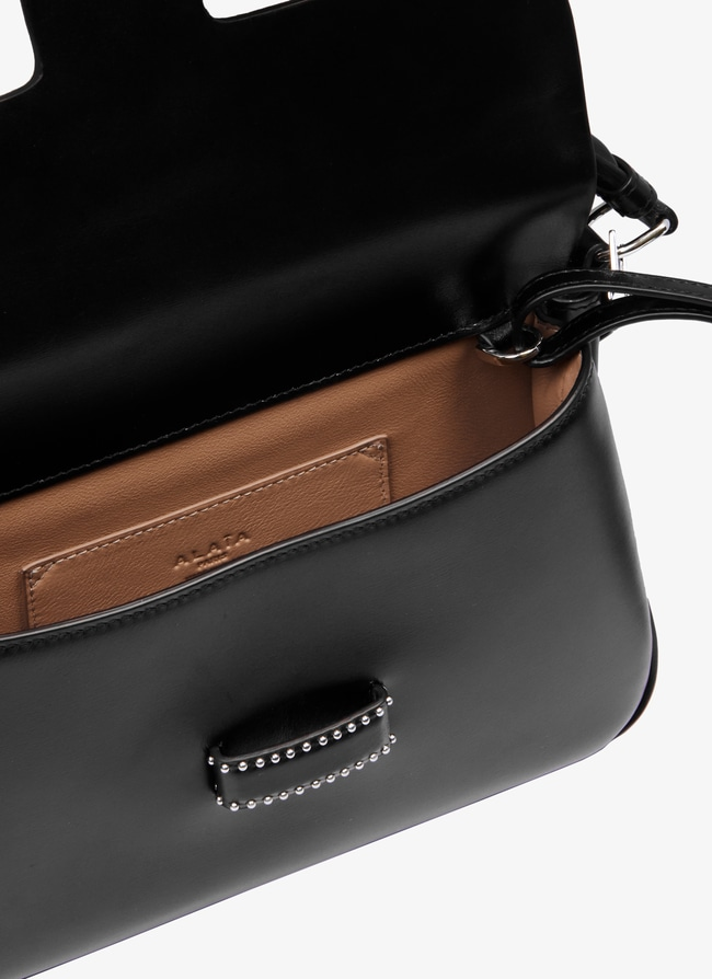 BETTINA SMALL TOP-HANDLE BAG  - maison-alaia.com