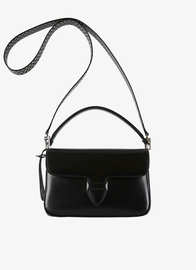 Bettina Small Double Side Top Handle - maison-alaia.com