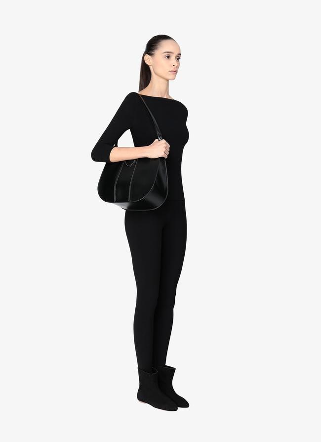 Large Shoulder Bag - maison-alaia.com
