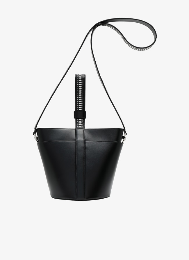 Stella medium bucket bag - maison-alaia.com