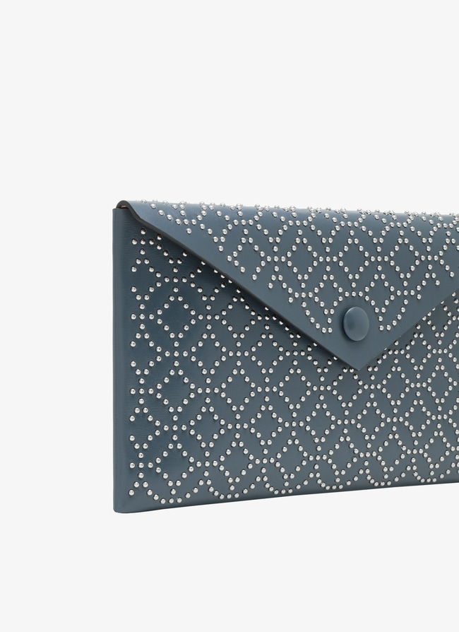 Louise Small Envelope Clutch - maison-alaia.com