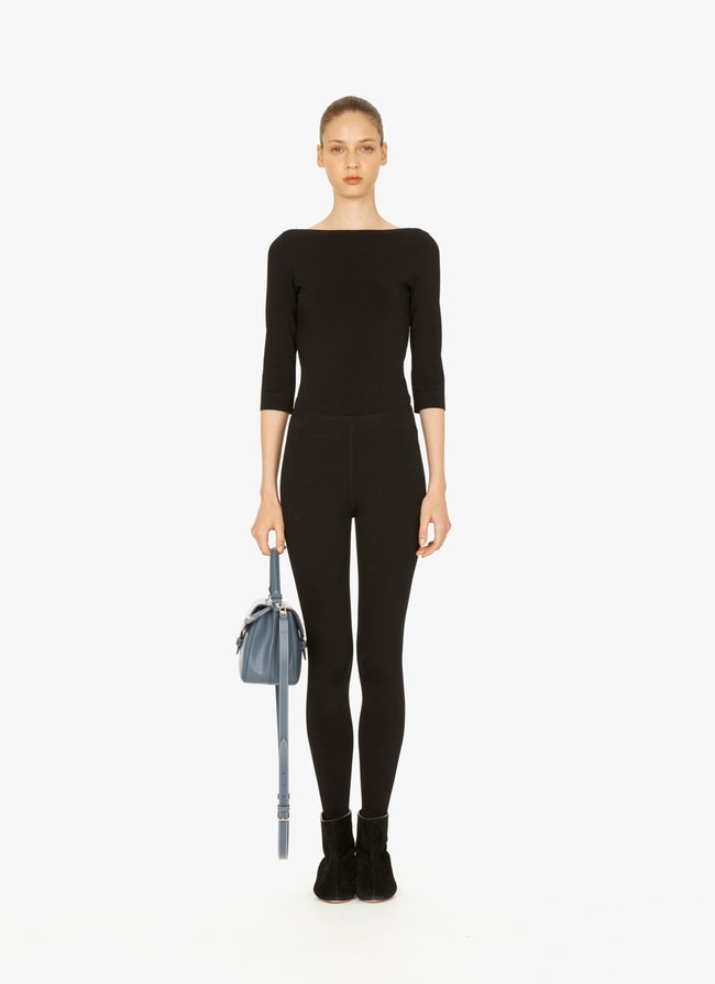 Bettina double side top handle - maison-alaia.com