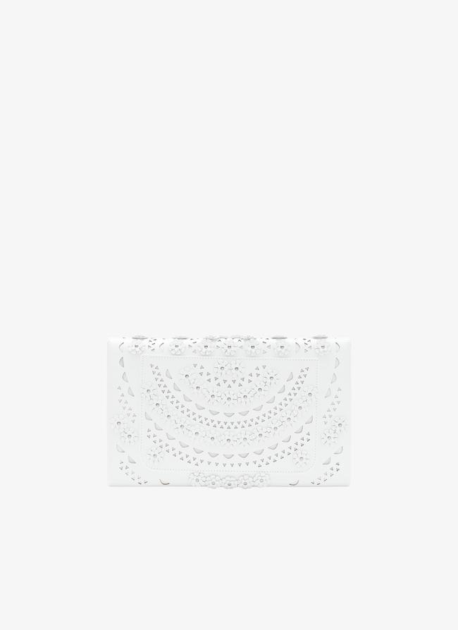 Oum Envelope Clutch - maison-alaia.com