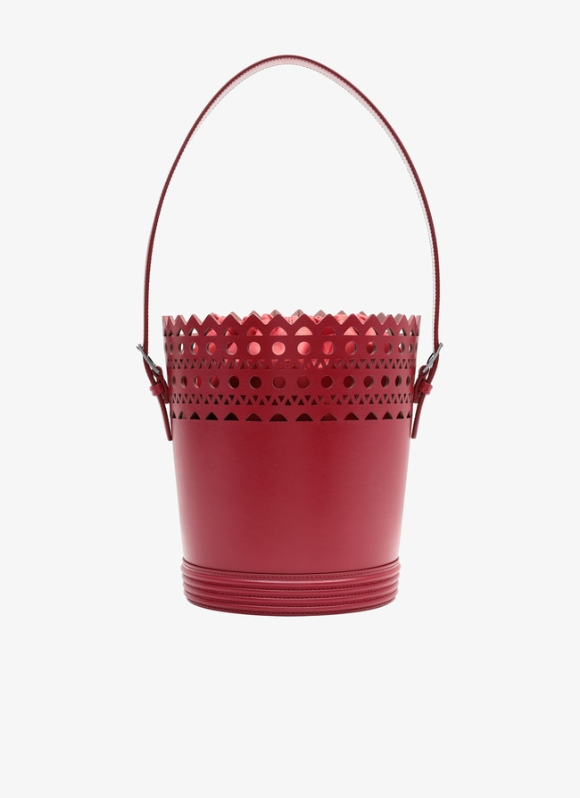 Alaïa Edition 1992 Bucket Bag - maison-alaia.com
