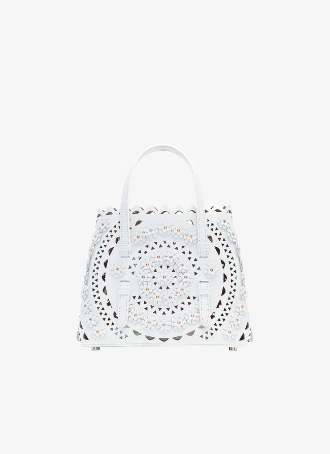 Mina Mini Handbag  - maison-alaia.com