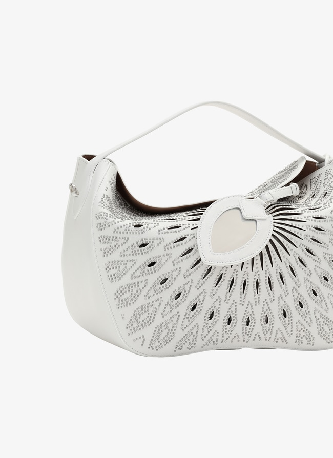 Mirabele 24 Shoulder Bag - maison-alaia.com