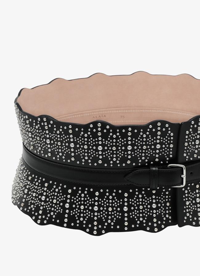Corset belt  - maison-alaia.com