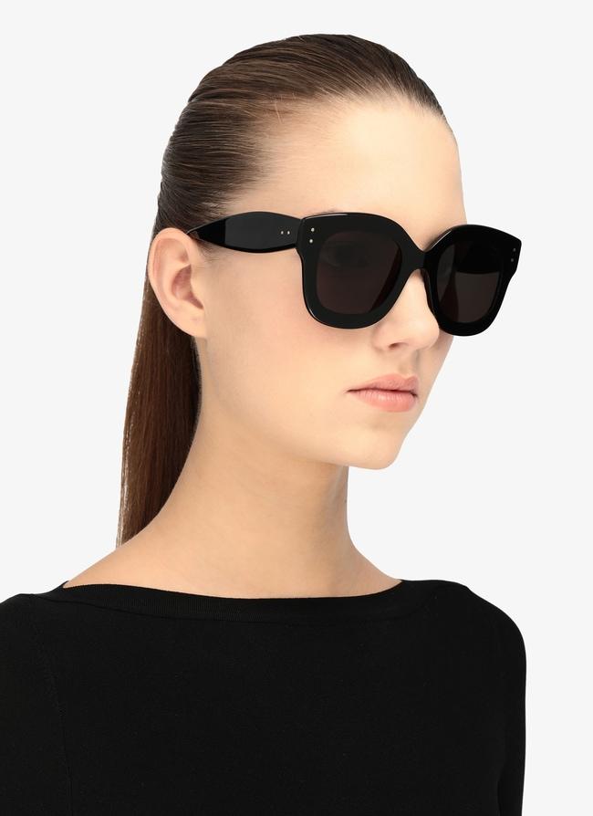 Black Sunglasses  - maison-alaia.com