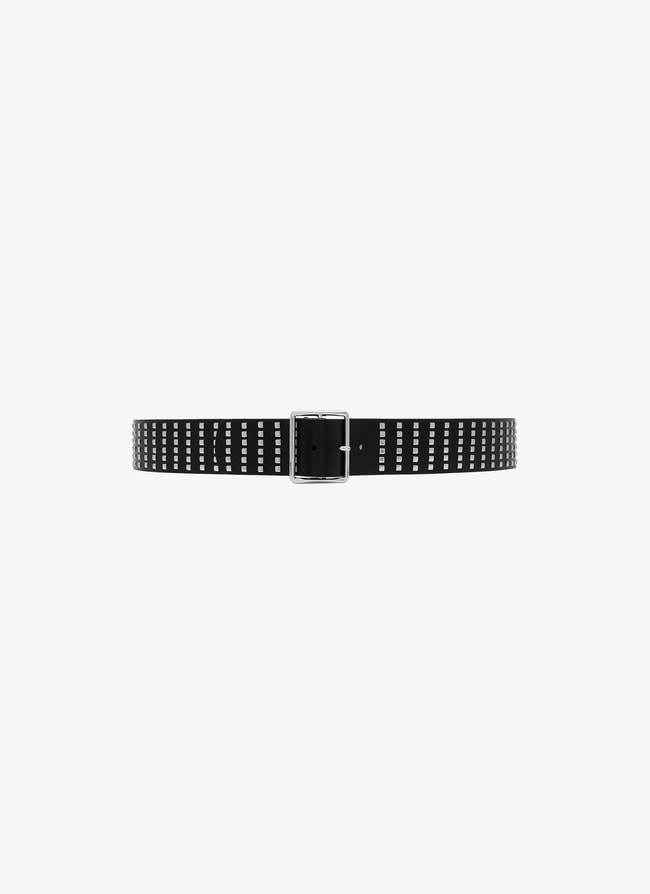 MEDIUM STUDDED BELT - maison-alaia.com