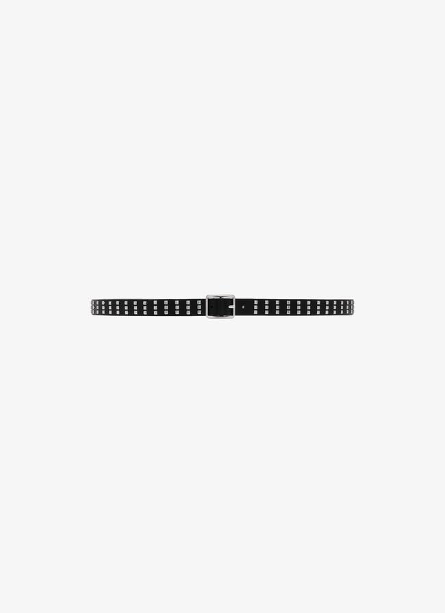 Slender Studded Belt - maison-alaia.com