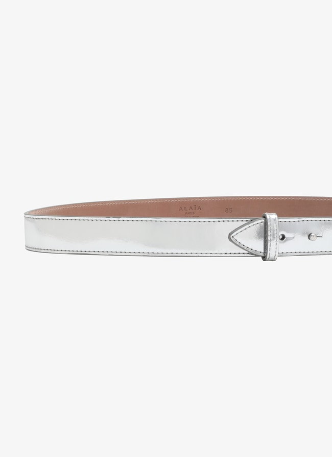 Leather Belt - maison-alaia.com
