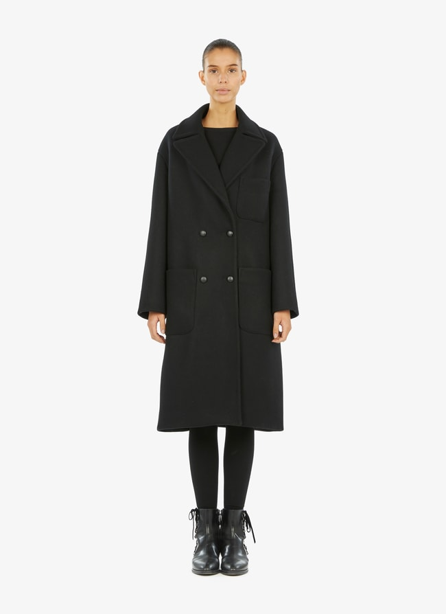 Alaïa Edition 1988 Tailored Men'S Style Coat - maison-alaia.com