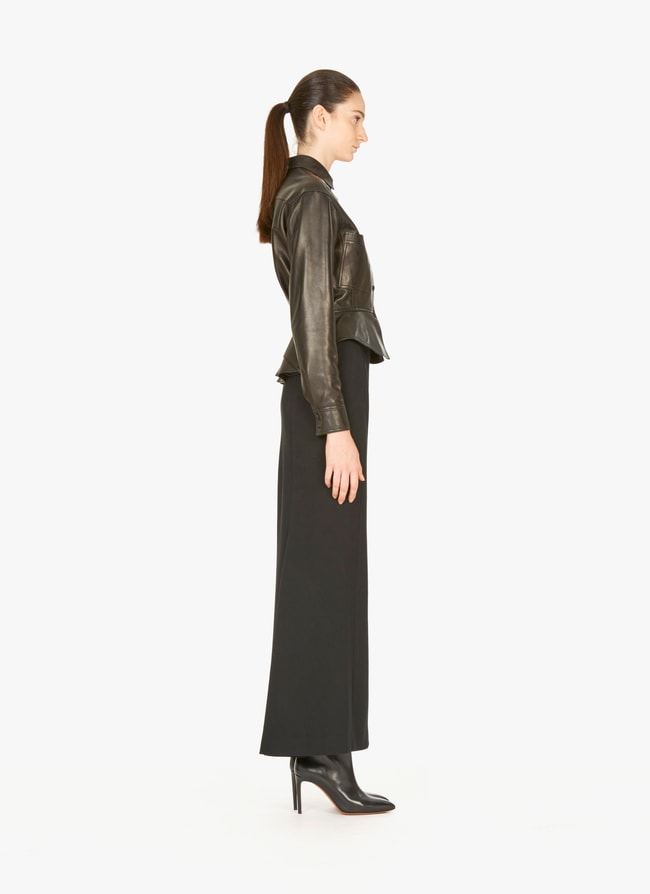 Alaïa Edition 1989 Long Panel Skirt - maison-alaia.com