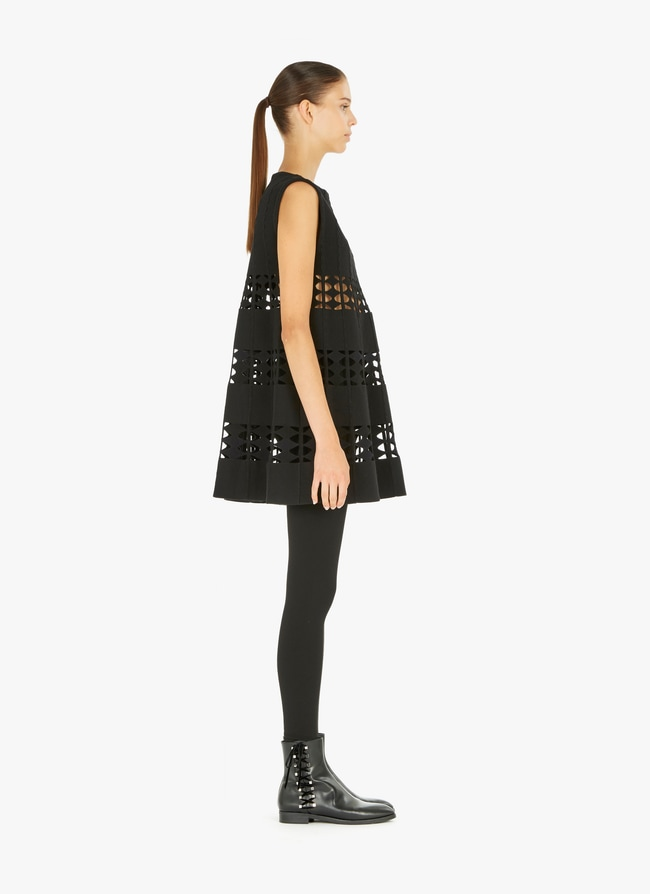 Mini knitted dress - maison-alaia.com