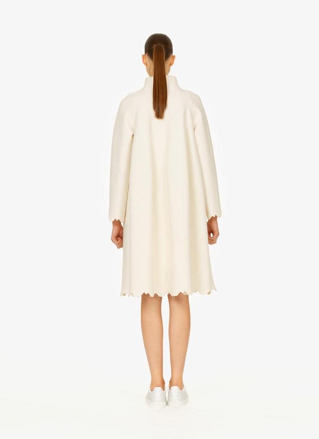 Knitted Coat - maison-alaia.com