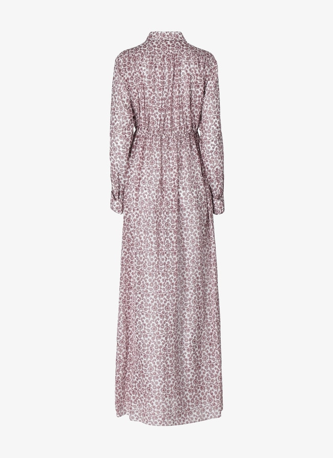 Long Shirtdress - maison-alaia.com