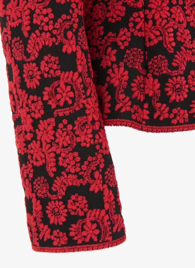 Knitted jacket - maison-alaia.com