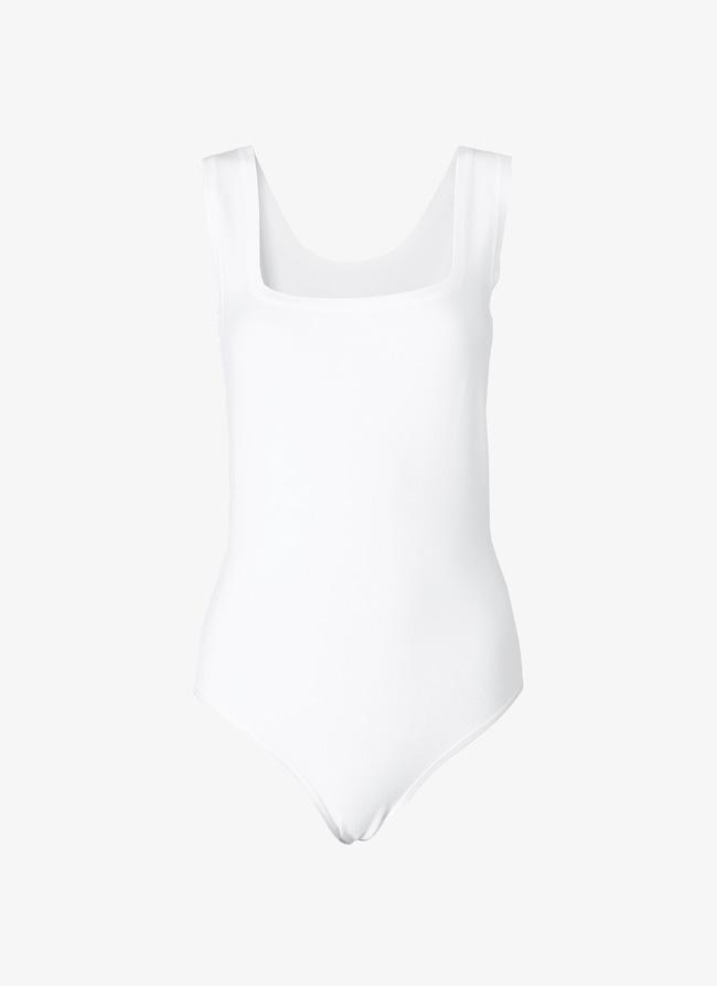 Sleeveless Bodysuit - maison-alaia.com