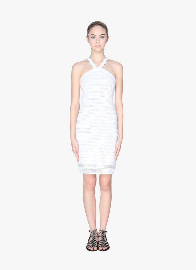 HALTER DRESS - maison-alaia.com