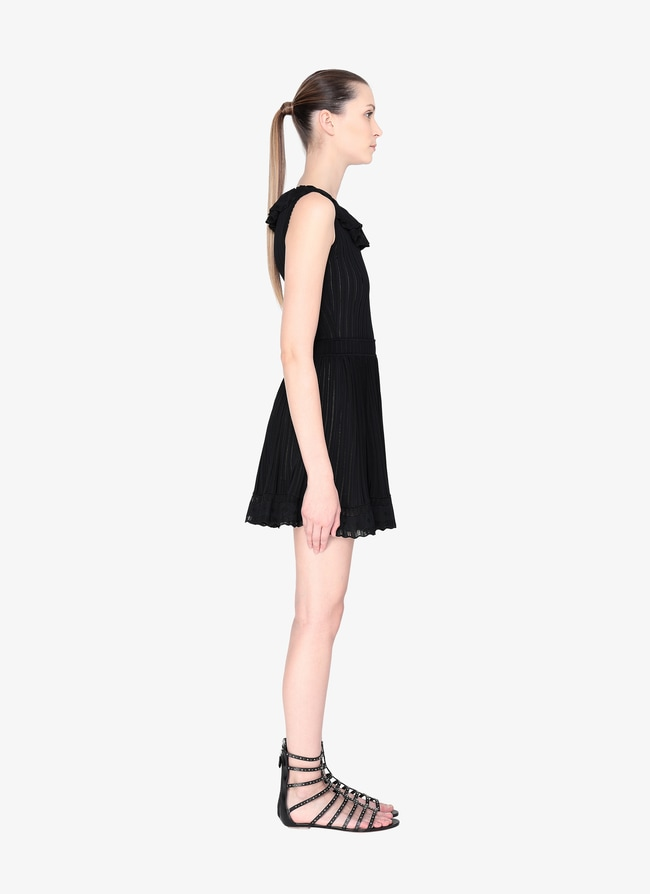 Alaïa Edition 1992  Flared Mini-Dress - maison-alaia.com