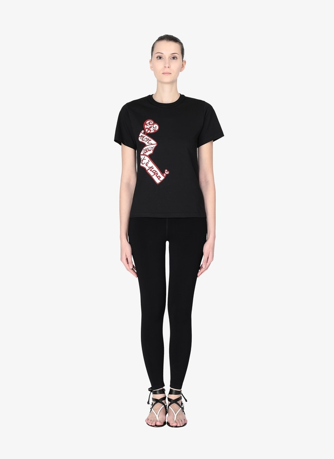COTTON T-SHIRT - maison-alaia.com