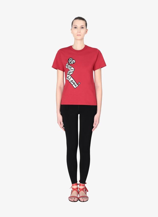 Cotton T-Shirt - maison-alaia.com