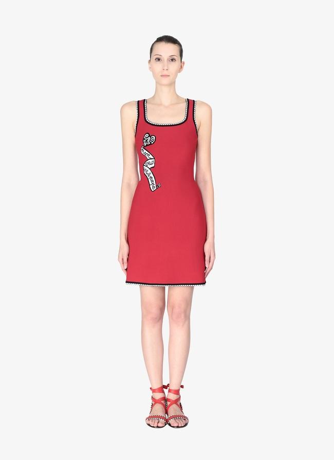 Knitted Dress - maison-alaia.com