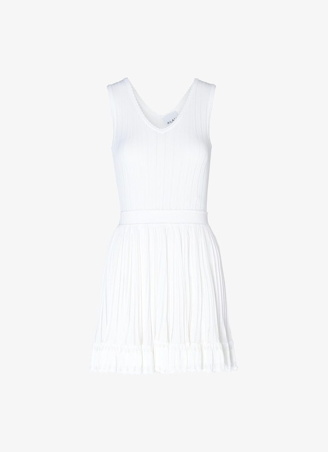 Knee-Length Dress - maison-alaia.com